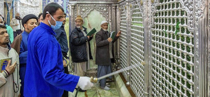 İran'da Kovid-19'dan ölenlerin sayısı 17 bini aştı