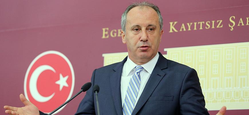 """""""Muharrem İnce'nin kuracağı partiye 20 milletvekili geçecek"""""""