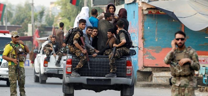 Afganistan'ın doğusunda IŞİD'den cezaevine saldırı