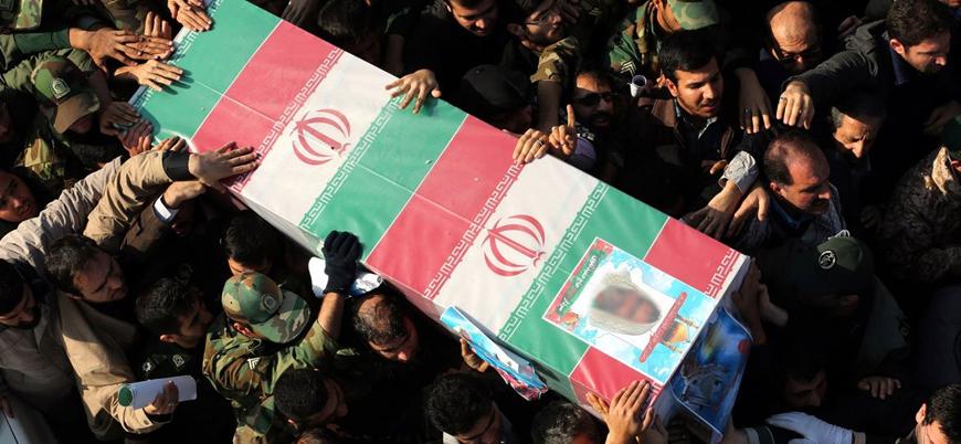 Suriye'de İranlı Şii milislere hava saldırısı
