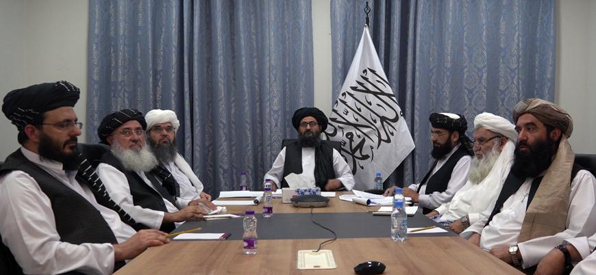 Taliban lideri ABD Dışişleri Bakanı Pompeo ile görüştü
