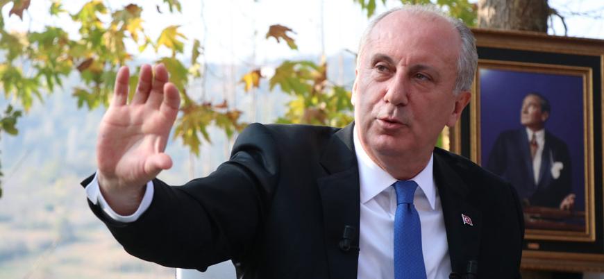 'Muharrem İnce yeni partiyi hiç siyaset yapmamış isimlerle kuracak'