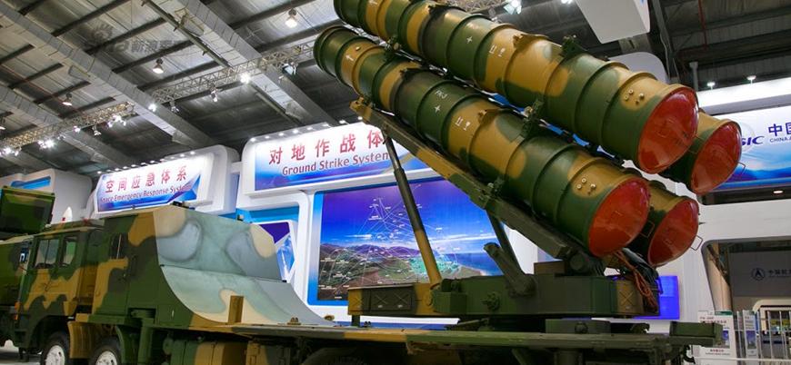 Sırbistan Çin'den füze sistemi satın aldı
