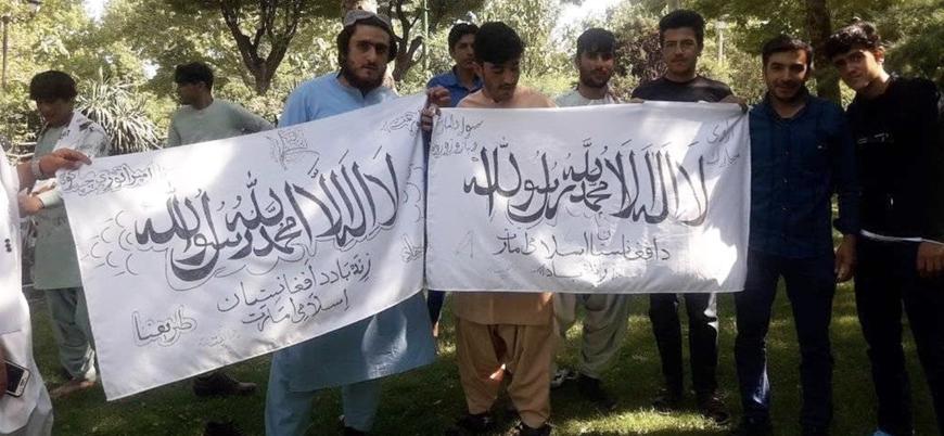 İran'da 'Taliban bayrağı açan' 19 Afgan gözaltına alındı