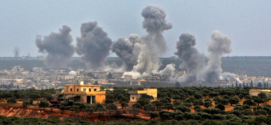 Rusya İdlib'e yönelik saldırının senaryosunu hazırlıyor
