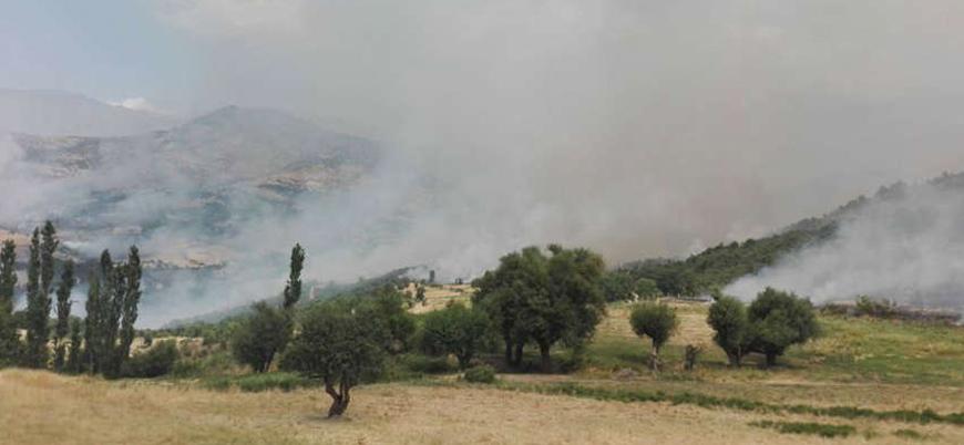 İran, Irak sınırında İ-KDP güçlerini vurdu