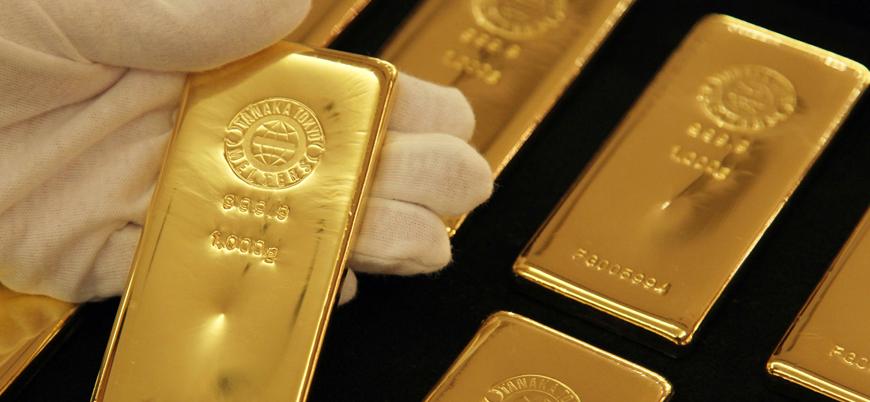 Altının ons fiyatı ilk kez 2 bin doları aştı