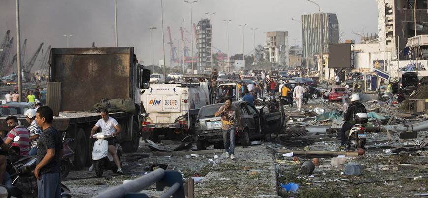 Beyrut'u yıkıma götüren patlayıcılar nereden geldi?