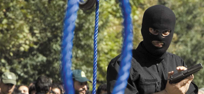 İran'da rejim karşıtı protestolara katılan bir kişi idam edildi