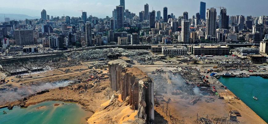 Lübnan'da ekonomik kriz: Beyrut'taki yıkım nelere yol açacak?