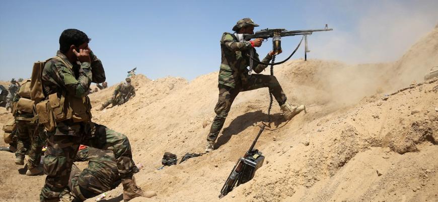 Irak'ta IŞİD saldırısı: 3 asker öldürüldü