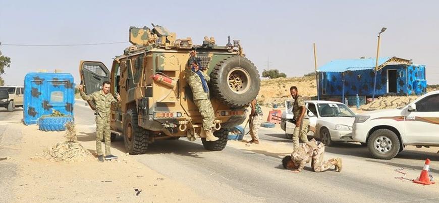 ABD'den Sirte ve Cufra'da 'arındırılmış bölge' önerisi
