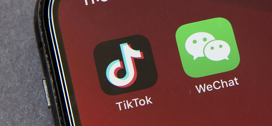 Trump'tan TikTok ve WeChat'e yasak