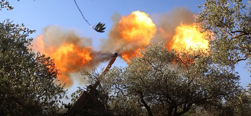 Suriyeli muhalifler Rusya ve rejimin saldırılarına karşılık veriyor