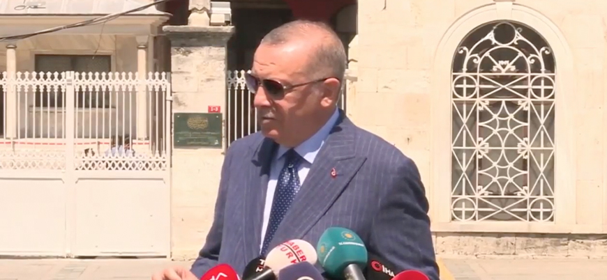 Erdoğan: Altın ve döviz yerli yerine oturacak