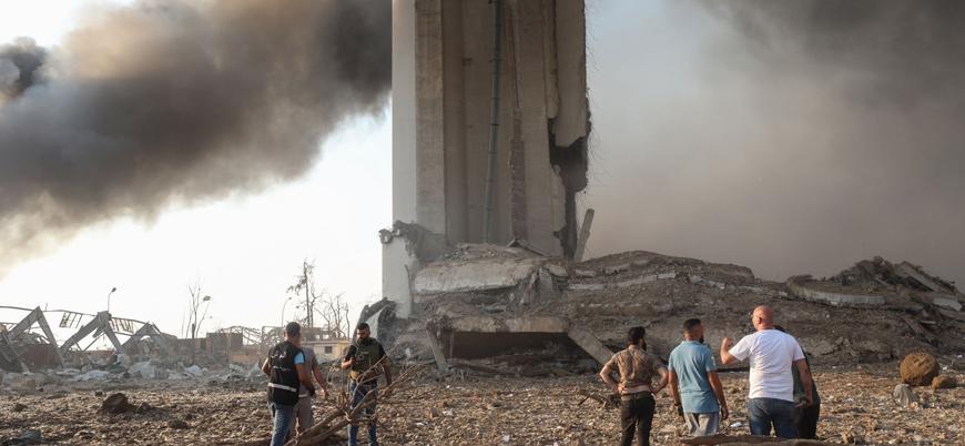 Beyrut'taki patlama sonrası gözaltına alınanların sayısı 19'a yükseldi