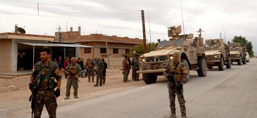 Suriye doğusundaki Arap aşiretler ABD'nin YPG'yi bölgeden uzaklaştırmasını istiyor