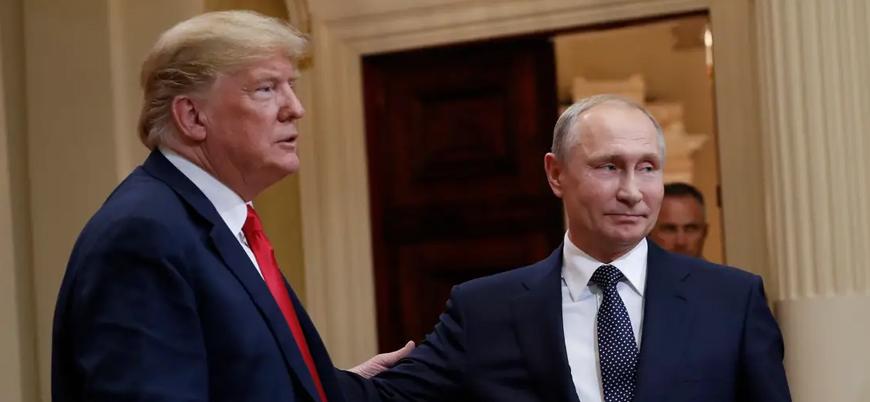 ABD istihbaratı: Rusya başkanlık seçimlerinde Trump'ı destekliyor