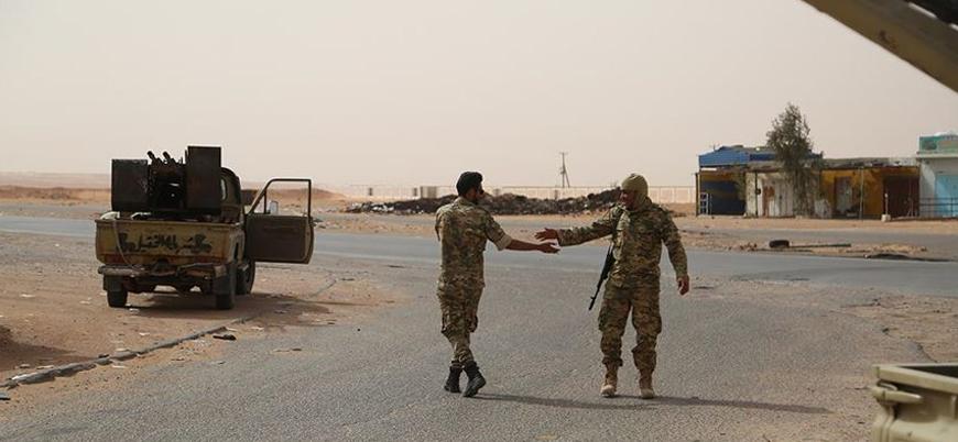 ABD: Libya'daki tüm taraflarla teması sürdüreceğiz