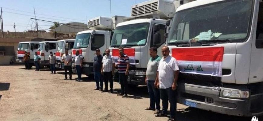 Irak'ın Lübnan'a yaptığı yardımların ismi dahi anılmadı