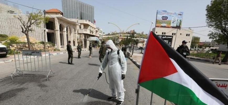 Filistin'deki Kovid-19 vaka sayılarında hızlı artış