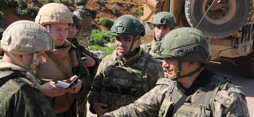 Türkiye ile Rusya'dan Heseke'de ortak askeri devriye