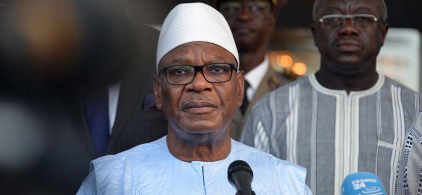 Mali'de halk cumhurbaşkanının istifası için yeniden sokaklara çıkıyor