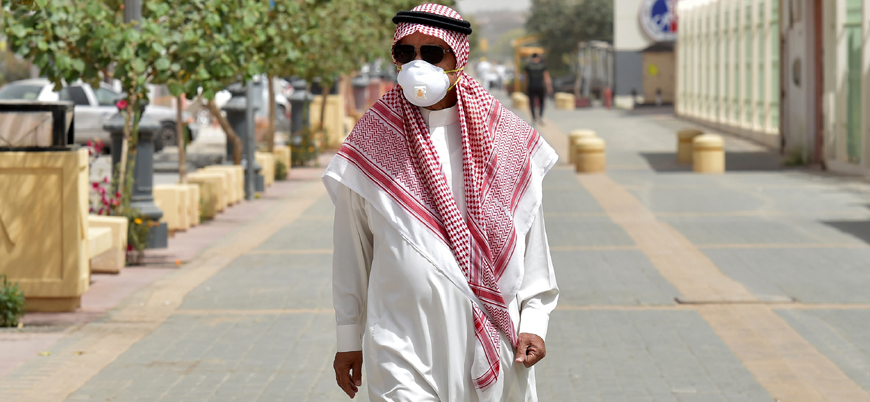 Suudi Arabistan'da son 24 saatte 1428 yeni vaka