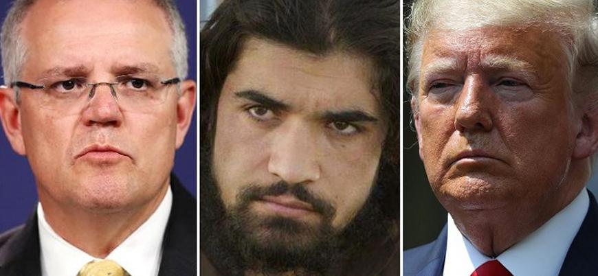 Avustralya'dan ABD'ye çağrı: Askerlerimizi öldüren Taliban mahkumu serbest kalmasın