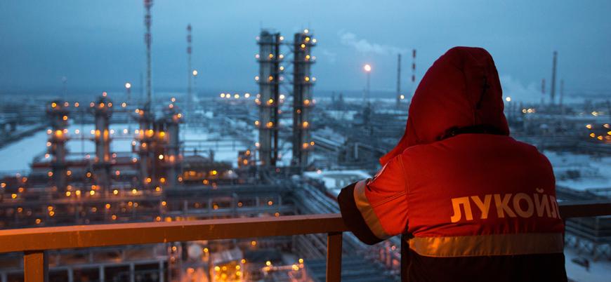 Rusya'nın petrol geliri yüzde 35 azaldı