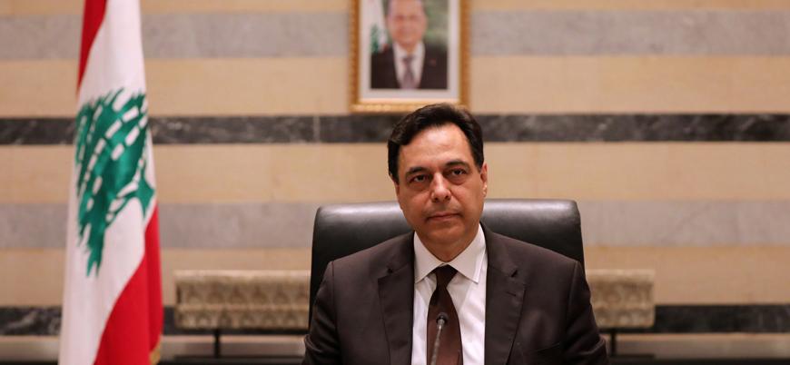 Beyrut patlaması: Lübnan'da hükümet istifa etti
