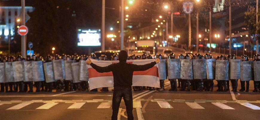 ABD'den Belarus'taki gerilime ilişkin açıklama