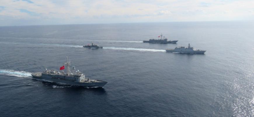 Doğu Akdeniz: AB Yunanistan ve Kıbrıs Rum Yönetimi'nden Türkiye'ye karşı ortak dayanışma