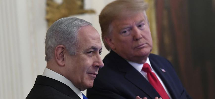 Netanyahu: ABD olmasa Batı Şeria'yı çoktan ilhak etmiştim