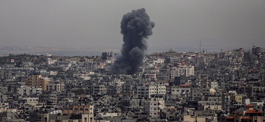 İsrail'den Gazze'ye saldırı tehdidi