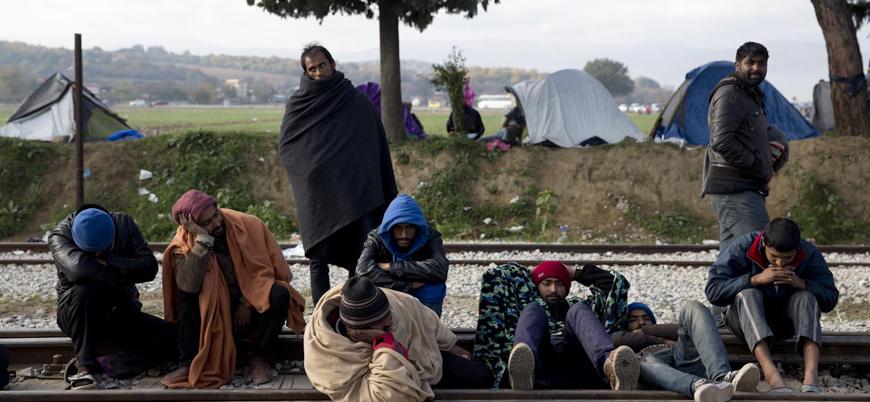 Avrupalıların beşte biri göçü en büyük ulusal tehdit olarak görüyor