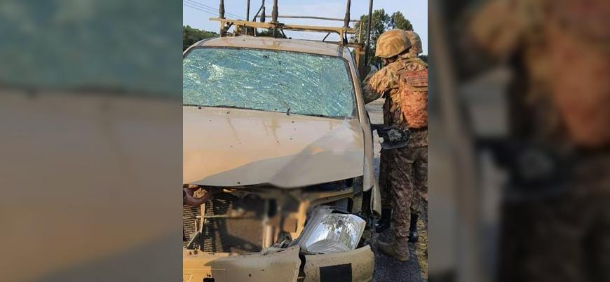 Pakistan Talibanı'ndan Veziristan'da ordu güçlerine bombalı araç saldırısı