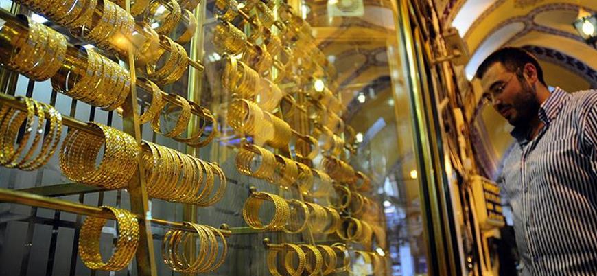 Altın fiyatlarında sert düşüş sürüyor