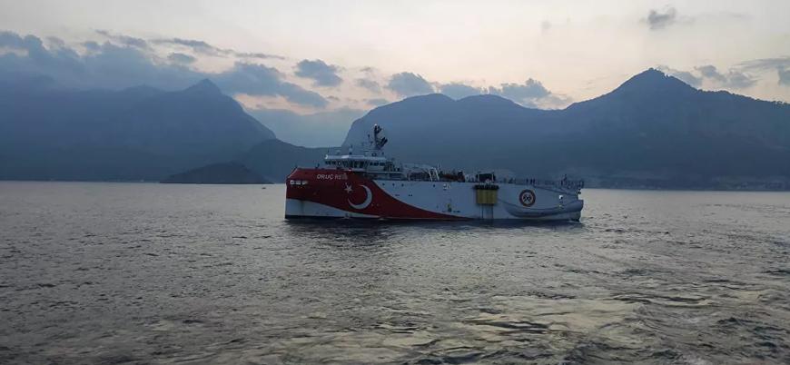 Enerji Bakanı Dönmez: Sismik kablo Akdeniz'e indi