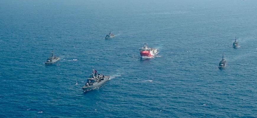 MSB: Doğu Akdeniz'de hiçbir kabadayılığa izin verilmeyecek
