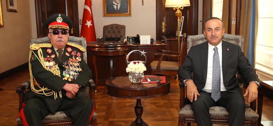 Dışişleri Bakanı Mevlüt Çavuşoğlu 'Mareşal' Dostum ile görüştü
