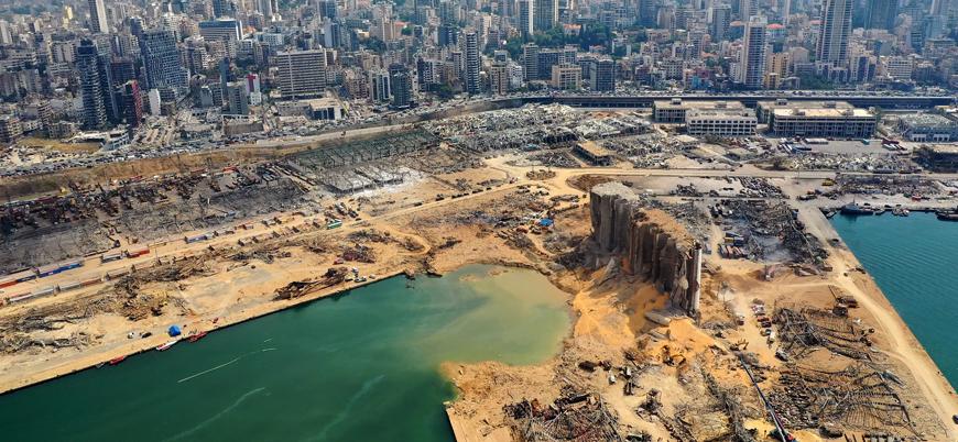 Lübnan: Beyrut patlaması soruşturması tekrar askıya alındı