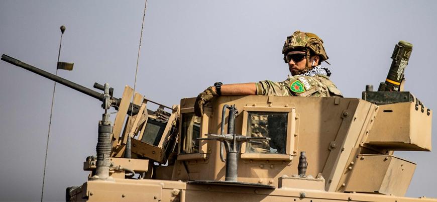 Suriye'de ABD ve YPG'den ortak askeri operasyon