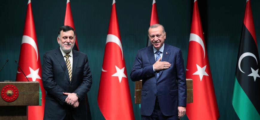 Türkiye ile Libya arasında ticaret anlaşması