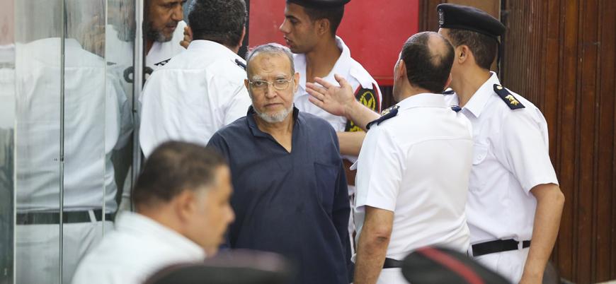 Mısır'da İhvan liderlerinden İsam Aryan cezaevinde hayatını kaybetti