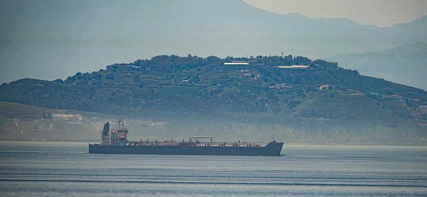 ABD İran petrolü taşıyan 4 tankere el koydu