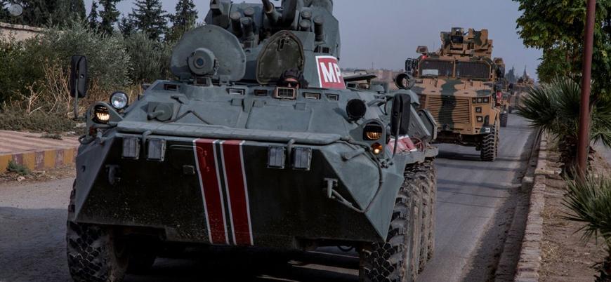 Rusya, Türkiye ile ortak devriyeleri askıya aldı