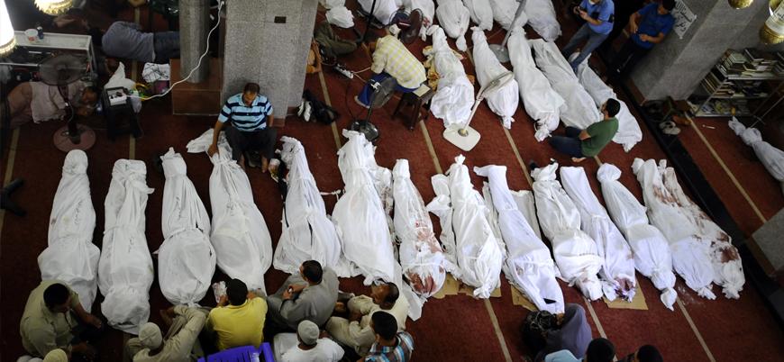 Mısır'da hafızalara kazınan Rabia Katliamı'nın 8'inci yılı