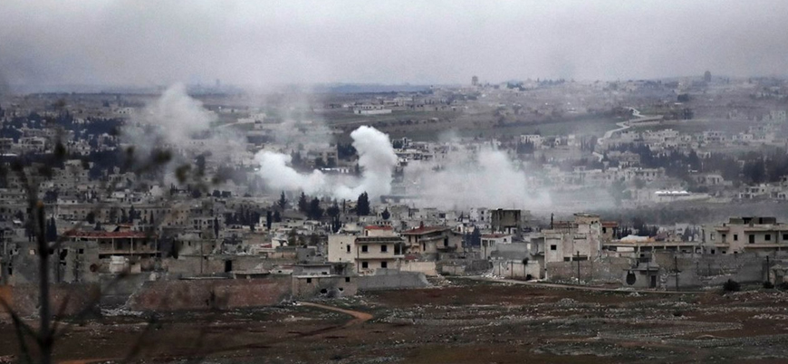 Rusya-rejim İdlib'in güneyini bombalıyor