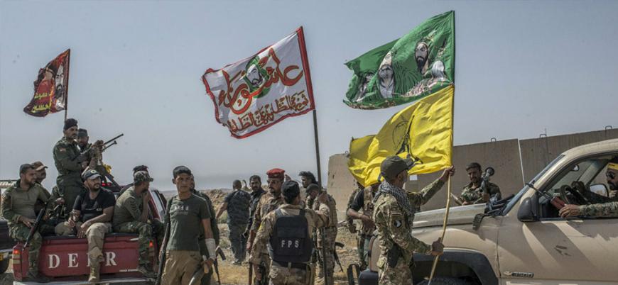 """""""İran Libya'ya göndermek için Suriye'den asker topluyor"""""""